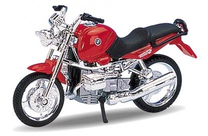 WELLY 1:18  19670 BMW R1100 R