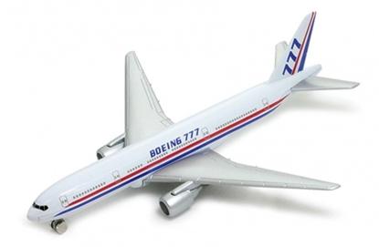 Welly Samolot Boeing 777 -model metalowy 14x13cm w pudeł (130-18836)