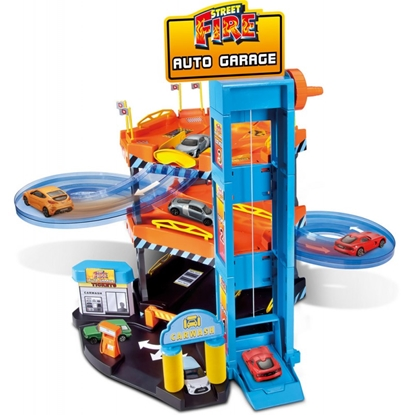 Bburago Street Fire Auto garage 1:43 (GXP-662677)