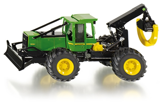 Model 'SIKU' John Deere skidder (4062)