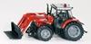 SIKU Traktor z przednią ładowarką  (3653)
