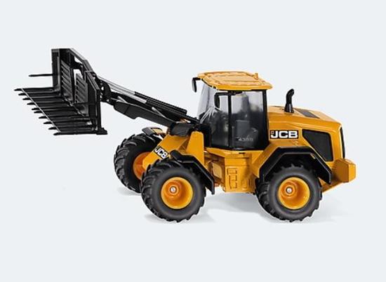 Siku 3663 JCB 4355 Agri ładowarka przegubowa (S3663)
