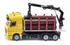 SIKU Ciężarówka do przewozu drewna 1:50 (2714)