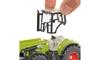 SIKU Traktor z ładowarką + wywrotka Dolly (1949)
