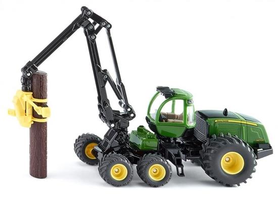 Siku Kombajn John Deere Harvester  skala 1:50 (1994)