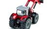 Siku 1996 Traktor Massey-Ferguson z przenośnikiem (S1996)