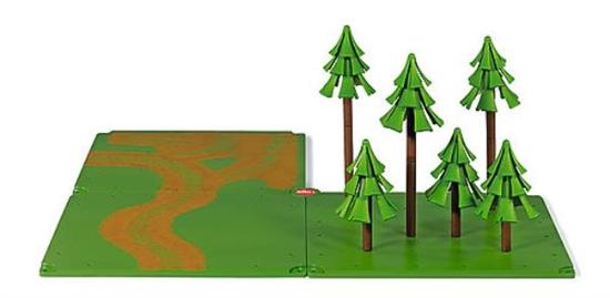 Siku 'Siku World' Akcesoria leśne (5699)