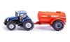 Siku 1945 Traktor z jednoosiową cysterną (GXP-556396)