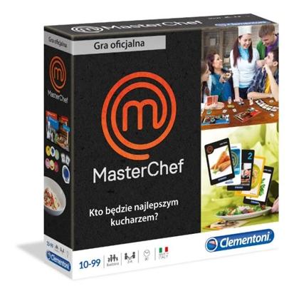 Clementoni gra Master Cheef -kto jest najlepszym kucharz (60478 CLEMENTONI)