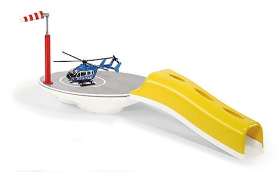 Siku 5506 'Siku World' Helikopter z lądowiskiem (S5506)