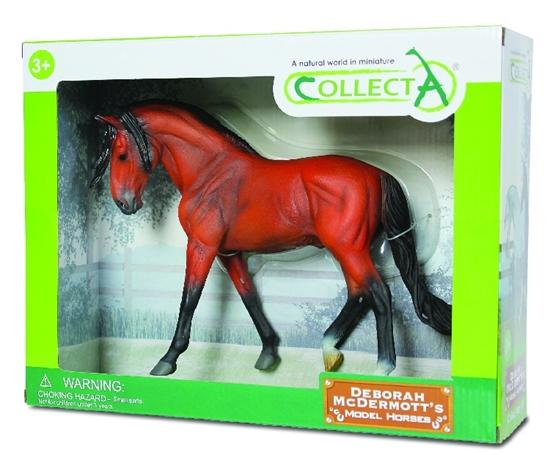 CollectA 89554 koń rasy andaluzyjskiej 1:12 w pudełku (004-89554)