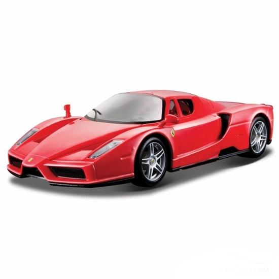 Bburago 1:24 Ferrari Enzo -czerwony