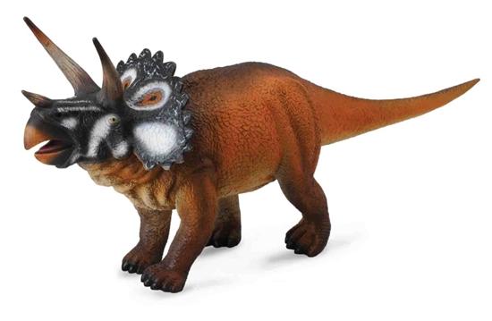 CollectA 88577 Dinozaur Triceratops deluxe skala 1:40 (004-88577)