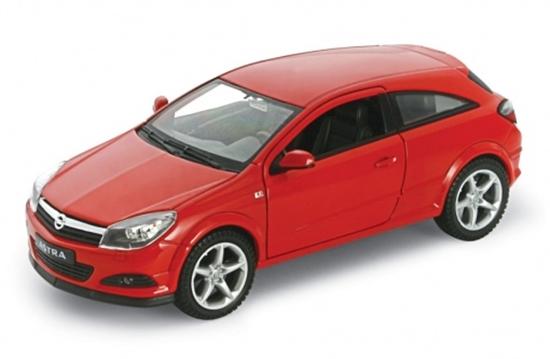 WELLY 1:24 Opel Astra 2005  czerwony