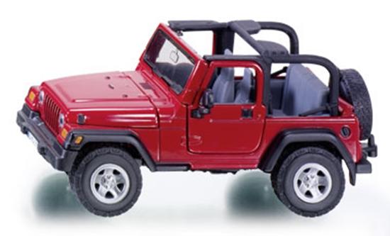 SIKU Jeep Wrangler (4870)