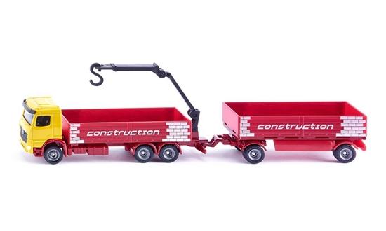 ! Ciężarówka do przewozu materiałów budowalnych (S1797)