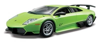 Bburago 1:24 Lamborghini Murcielago -zielone