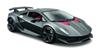 Bburago 1:24 Lamborghini Sesto elemento -grafit