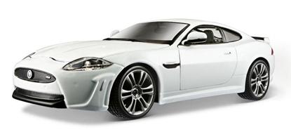 Bburago 1:24 Jaguar XXR-S -biały