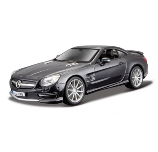 Bburago 1:24 Mercedes-Benz SL 65 AWG -czarny
