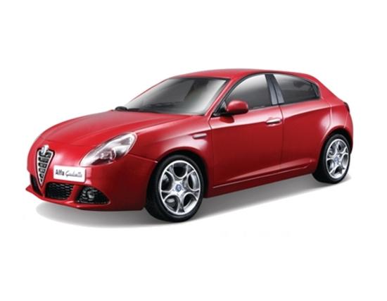 Bburago 1:24 Alfa Romeo -czerwona