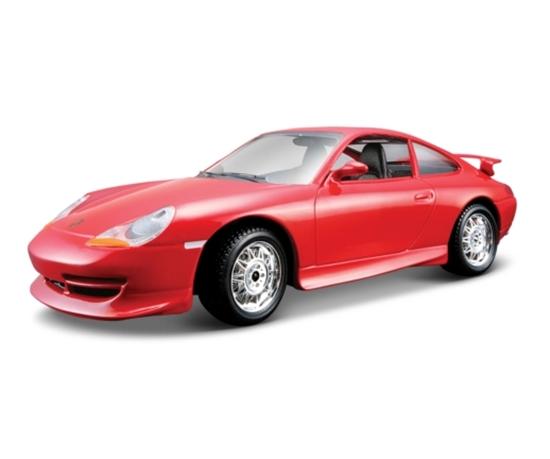 Bburago 1:24 Porsche GT3  -czerwone