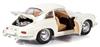 Bburago 1:24 Porsche 356B coupe -kremowy matowy