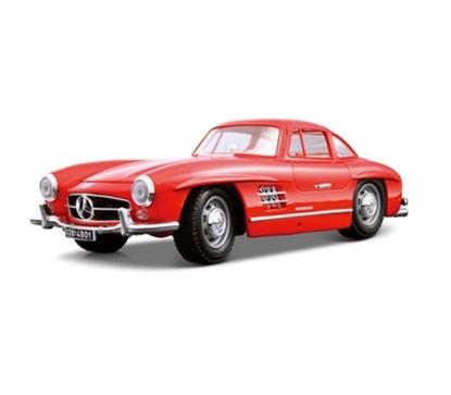 Bburago 1:24 Mercedes-Benz 300 SL 1954 -czerwony
