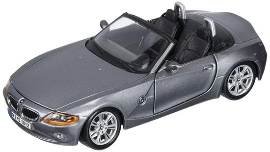 Bburago 1:24 BMW Z4 -grafitowy