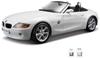 Bburago 1:24 BMW Z4 -biały