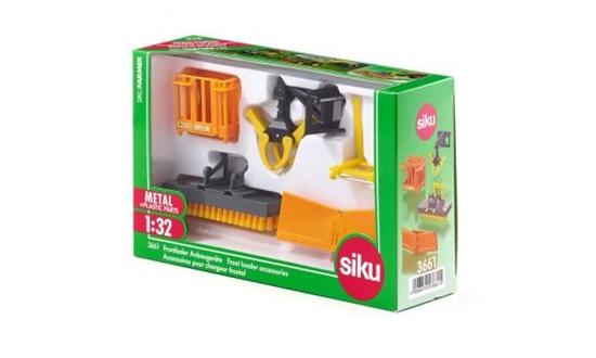 Siku 3661 Akcesoria do załadunku przedniego (S3661)