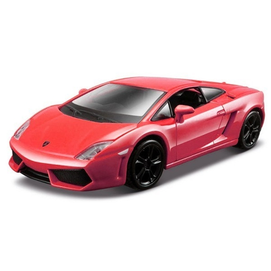 Bburago KIT 1:32 Gallardo LP  -model do złożenia (18-45128)