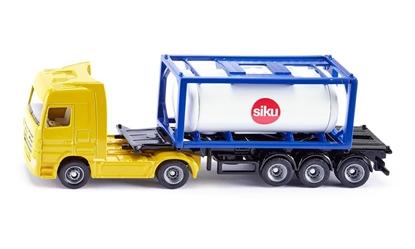 ! Ciężarówka z kontenerem (GXP-556387)