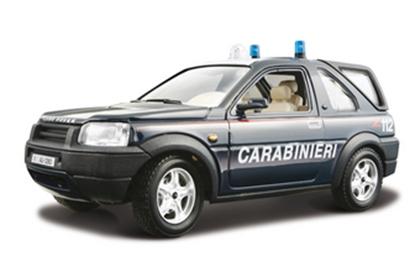 BBURAGO 1:24 FREELANDER CARABINIERI  SECURITY FORCE