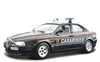 BBURAGO 1:24 ALFA ROMEO 156 CARABINIERI  SECURITY FORCE
