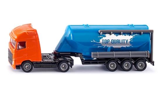 Siku 1792 Ciężarówka z naczepą typu silos (S1792)