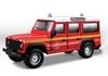BBurago LAND ROVER Emergency  1:50