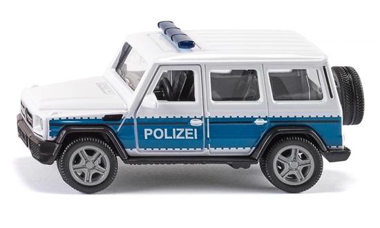 Siku 2308 Samochód policyjny Mercedes AMG G 65 (S2308)