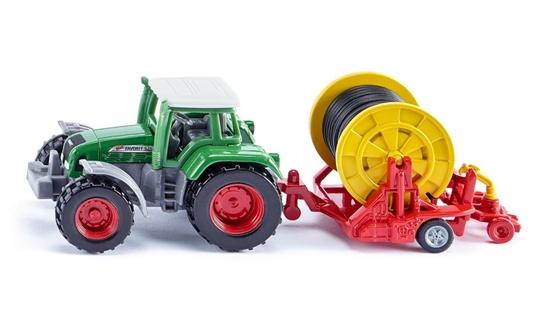 Siku 1677 Traktor z deszczownią szpulową (GXP-556395)