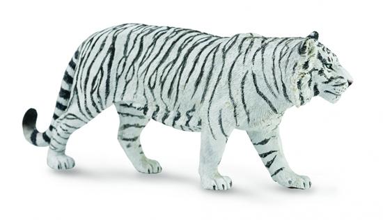 CollectA 88790 Tygrys biały  rozmiar:XL  16,2cm (004-88790)
