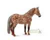 CollectA 88750 Klacz rasy british spotted pony kasztan (004-88750)