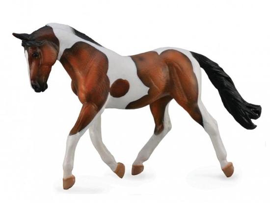 COLLECTA 88691 Klacz Pinto Gniada  rozmiar:XL  16x9,3cm (004-88691)