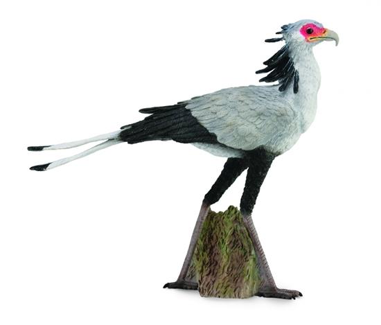 CollectA 88796 ptak Sekretarz  rozmiar:L  11,4cm (004-88796)