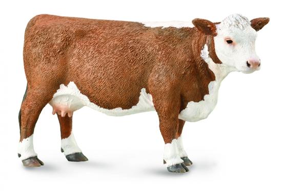 CollectA 88860 Krowa rasy Hereford  rozmiar: L (004-88860)