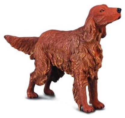 CollectA 88068 Seter irlandzki  rudy  rozmiar:L (004-88068)