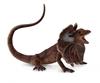COLLECTA 88690 Agama kołnierzasta  rozmiar:L  12x8,5cm (004-88690)