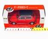 WELLY 1:34 Mini Cooper 1300 czerwony