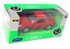 WELLY 1:34 Porsche 911 Carrera S Coupe '97 - czerwony