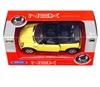 WELLY 1:34 Mini Cooper S cabrio żółty