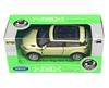 Welly 1:34 Land Rover RANGE ROVER Evoque -złoty